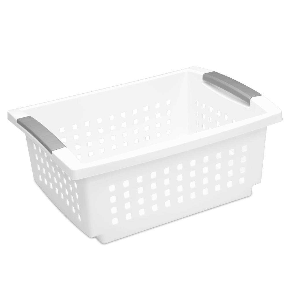 Sterilite Medium Stacking Basket