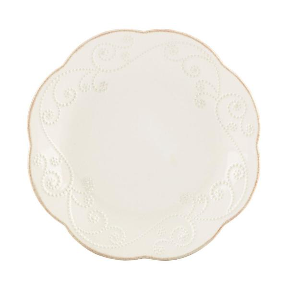 Lenox French Perle White Dessert Plates (Set of 4) 822948