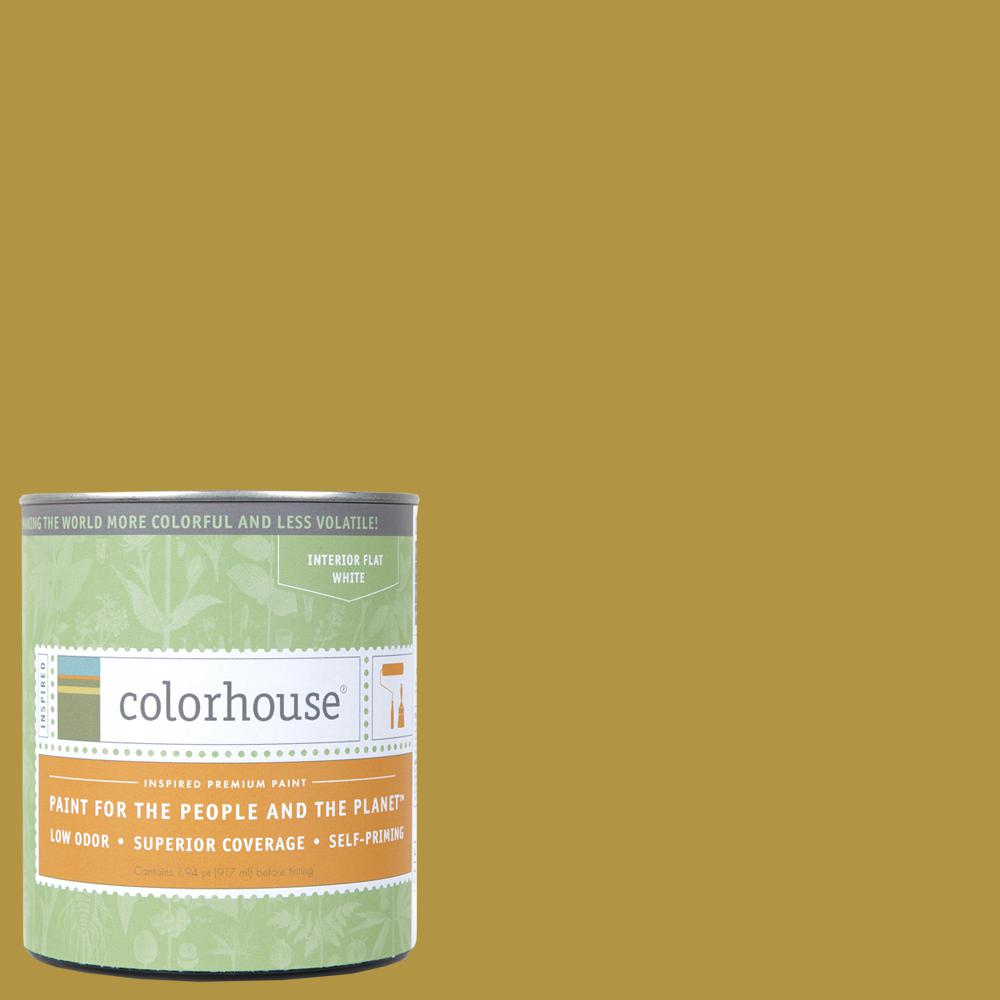 1 qt. Beeswax .06 Flat Interior Paint