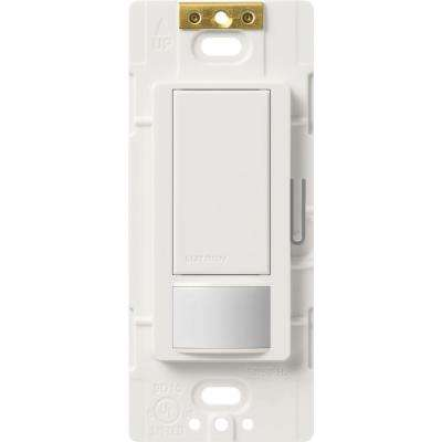 Maestro Motion Sensor switch, 2-Amp, Single-Pole, White