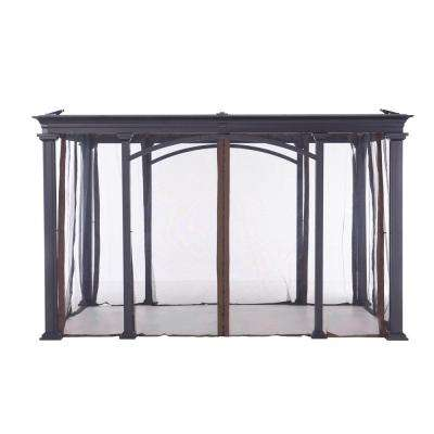 Universal Netting for 12 ft. x 10 ft. Gazebos