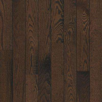 Take Home Sample - Oak Deer Run Solid Hardwood Flooring - 5 in. x 7 in.