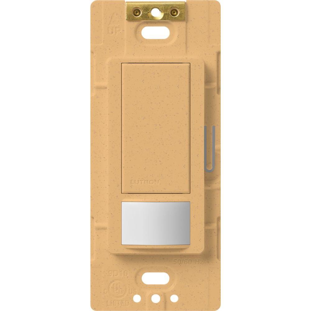 Maestro Motion Sensor switch, 5-Amp, Single-Pole or Multi-Location, Goldstone