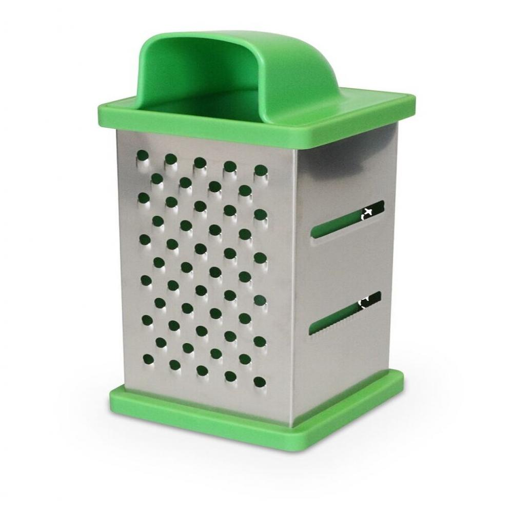4-Sided Grater in Green