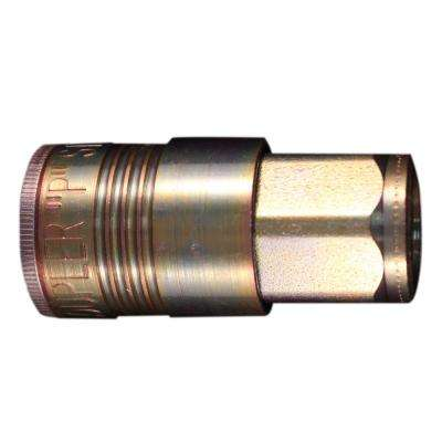 3/8 in. FNPT P Style Coupler (5-Piece)