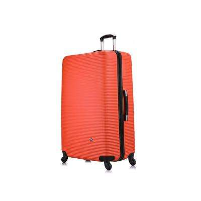 Royal lightweight hardside spinner 32 in. Orange