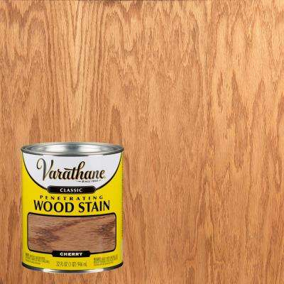 1 qt. Cherry Classic Wood Interior Stain