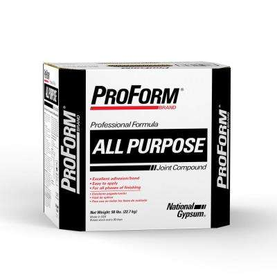 50 lb. All Purpose Ready Mix Joint Compound (Carton)
