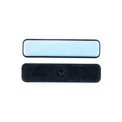 4 in. x 15/16 in. Rectangle Magic Sliders (4-Pack)