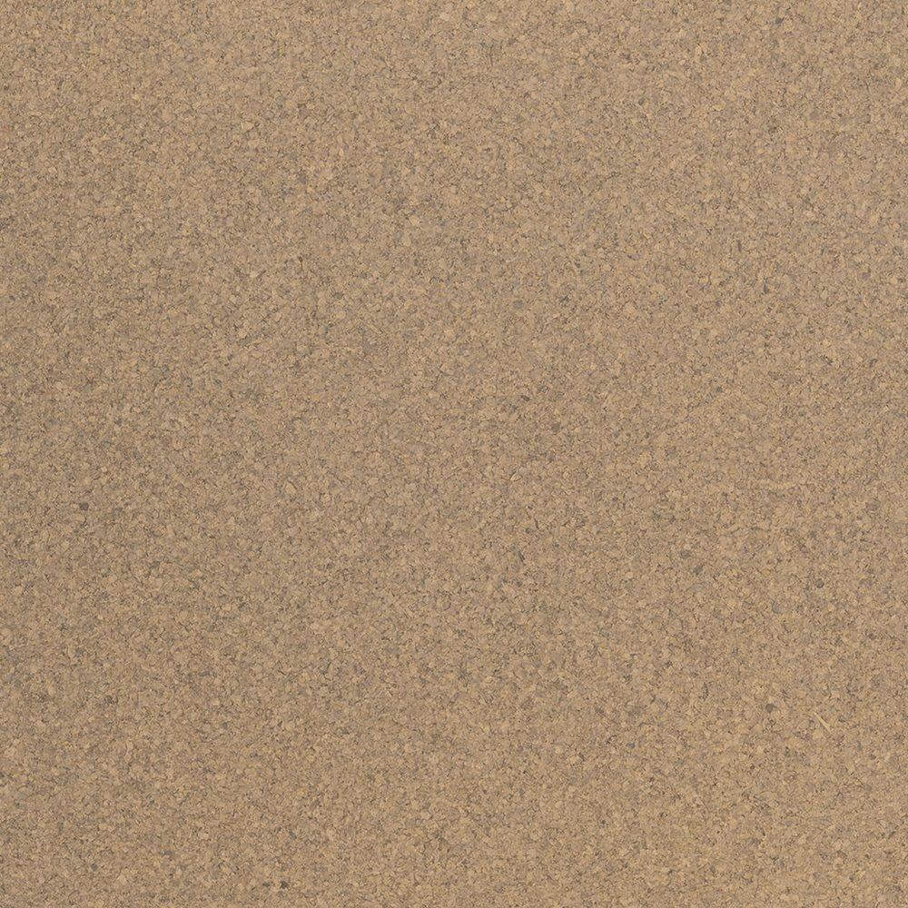 Take Home Sample - Flax Click Cork Hardwood Flooring - 5 in. x 7 in.