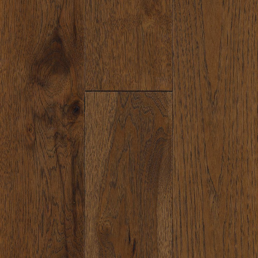 Blue Ridge Hardwood Flooring Hickory Nuthatch 3/4 in. Thick x 5 in. Wide x Random Length Solid Hardwood Flooring (20 sq. ft. / case)