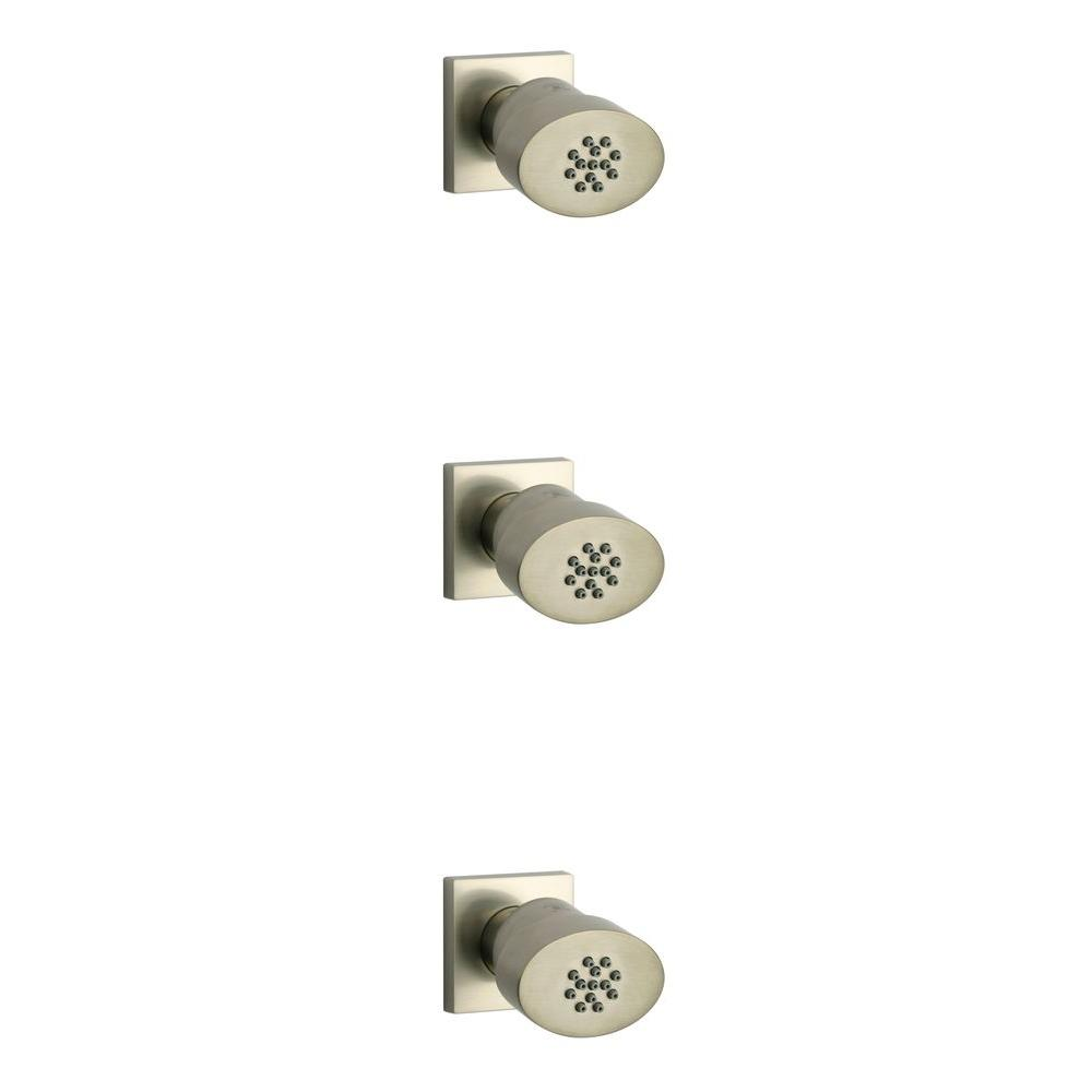 Full - Body Jets & Jetted Showers - Shower Towers & Shower Systems ...