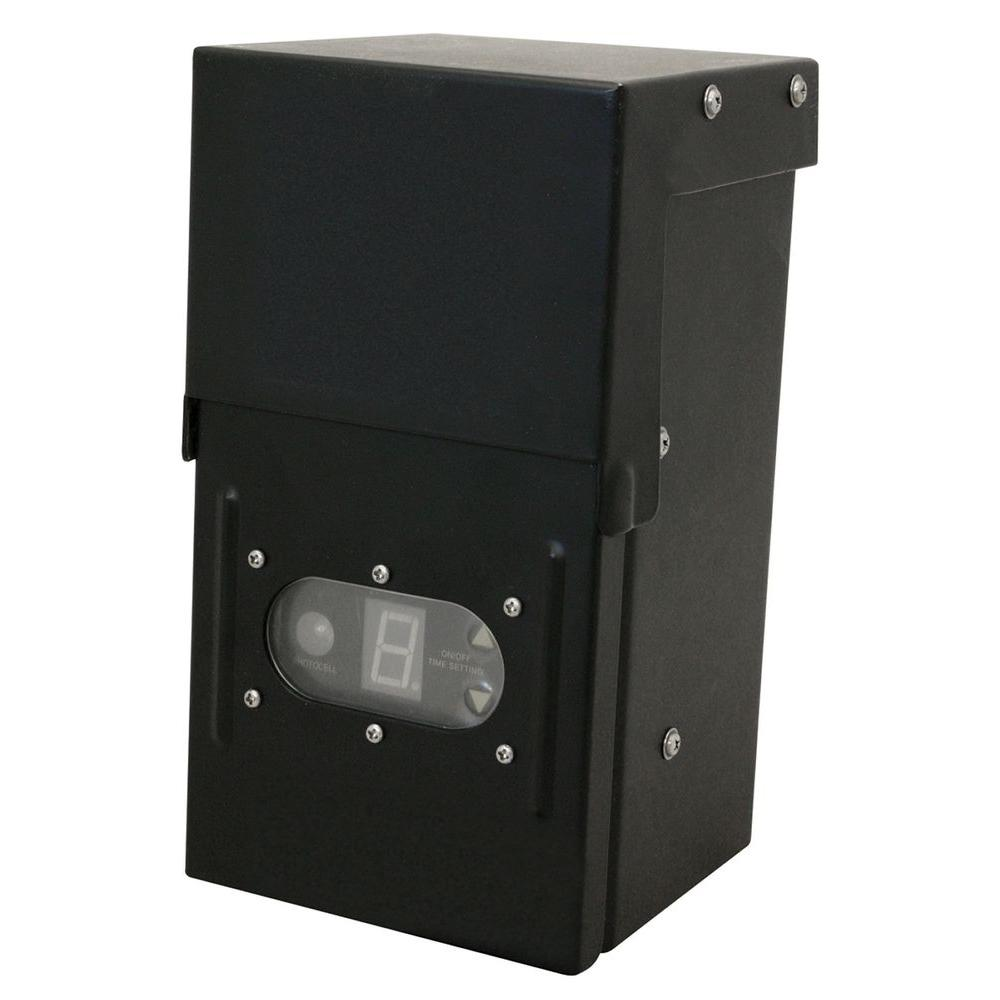 Hampton Bay 12-Volt Low-Voltage 200-Watt Transformer