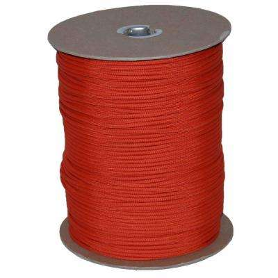 1000 ft. Paracord Spool in Orange