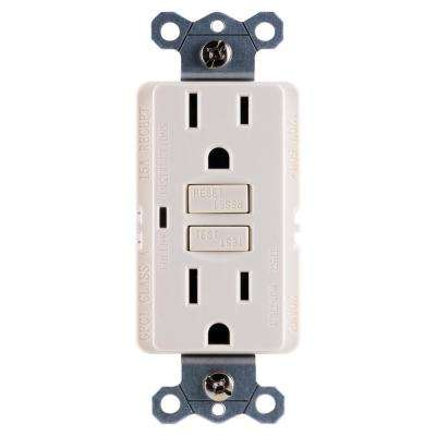 gfci ge electrical outlets receptacles wiring devices rh homedepot com ge wiring devices plant cranston ri GE Wiring Schematics