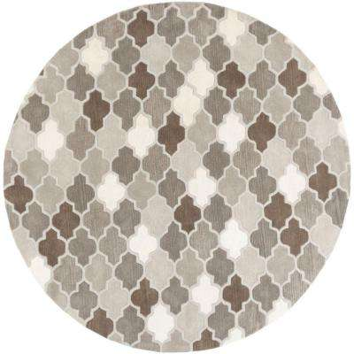 8 Round Area Rugs Rugs The Home Depot