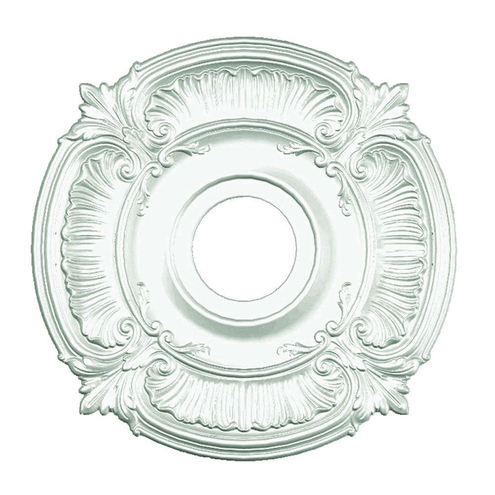 Focal Point 18 in. Acanthus Ceiling Medallion