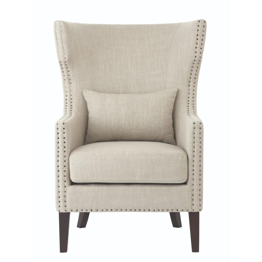 Home Accents Furniture: Home Decorators Collection Bentley Birch Neutral Linen