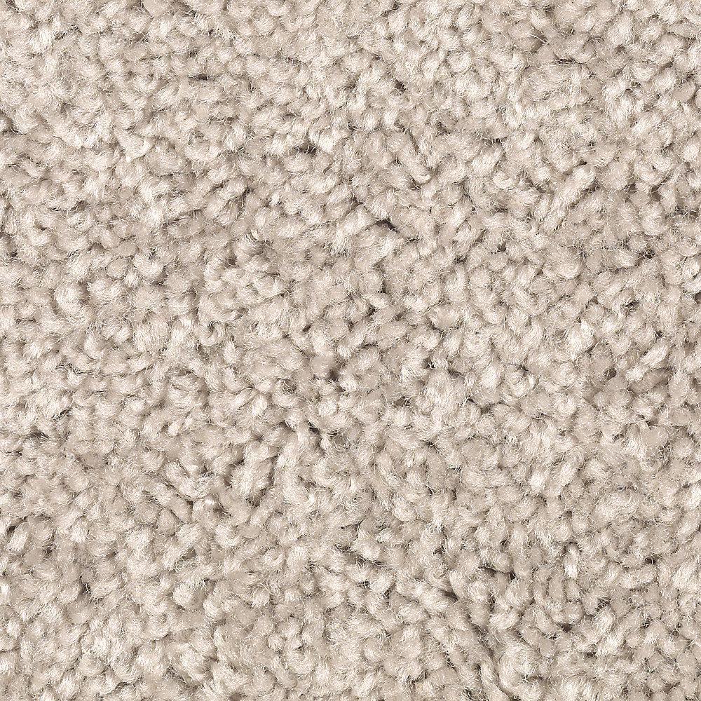Carpet Sample - Bel Ridge - Color Heirloom Texture 8 in. x 8 in.