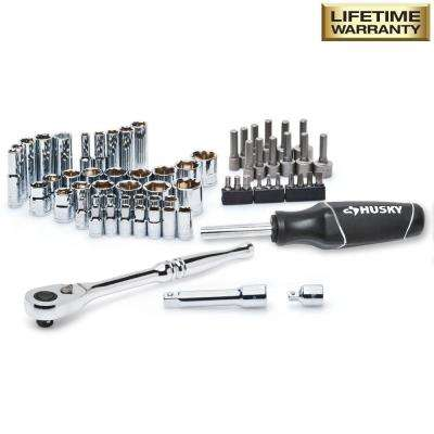 Mechanics Tool Set (65-Piece)