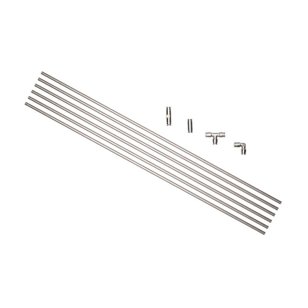 12 ft. Stainless Steel Expansion Misting Kit