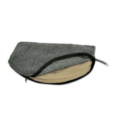 17.5 in. x 30 in. Large Deluxe Igloo Style Heated Pad Cover