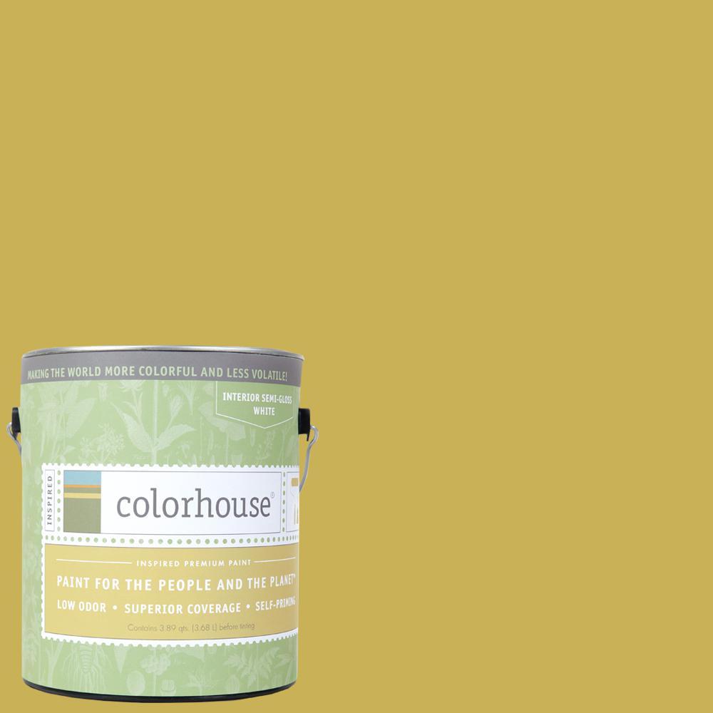 1 gal. Beeswax .05 Semi-Gloss Interior Paint