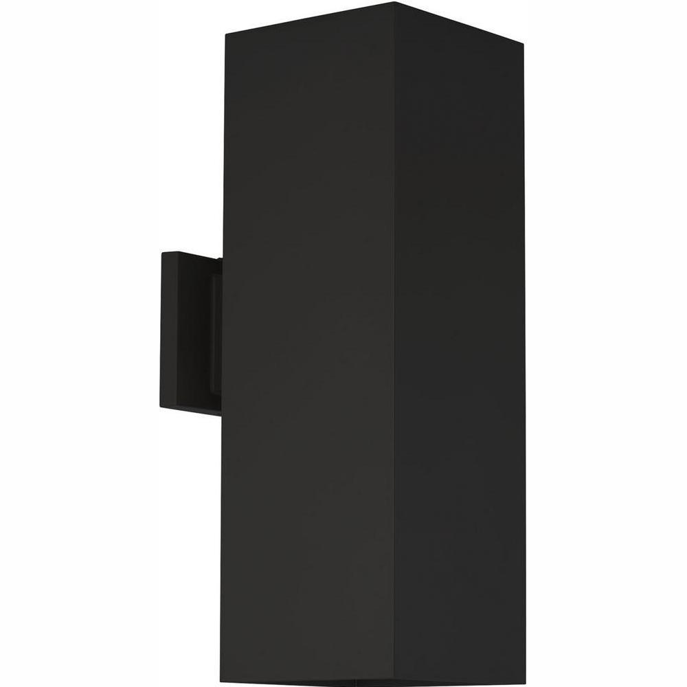 Progress Lighting P5643-31-30K Sq 6 LED Square Cylinder Black