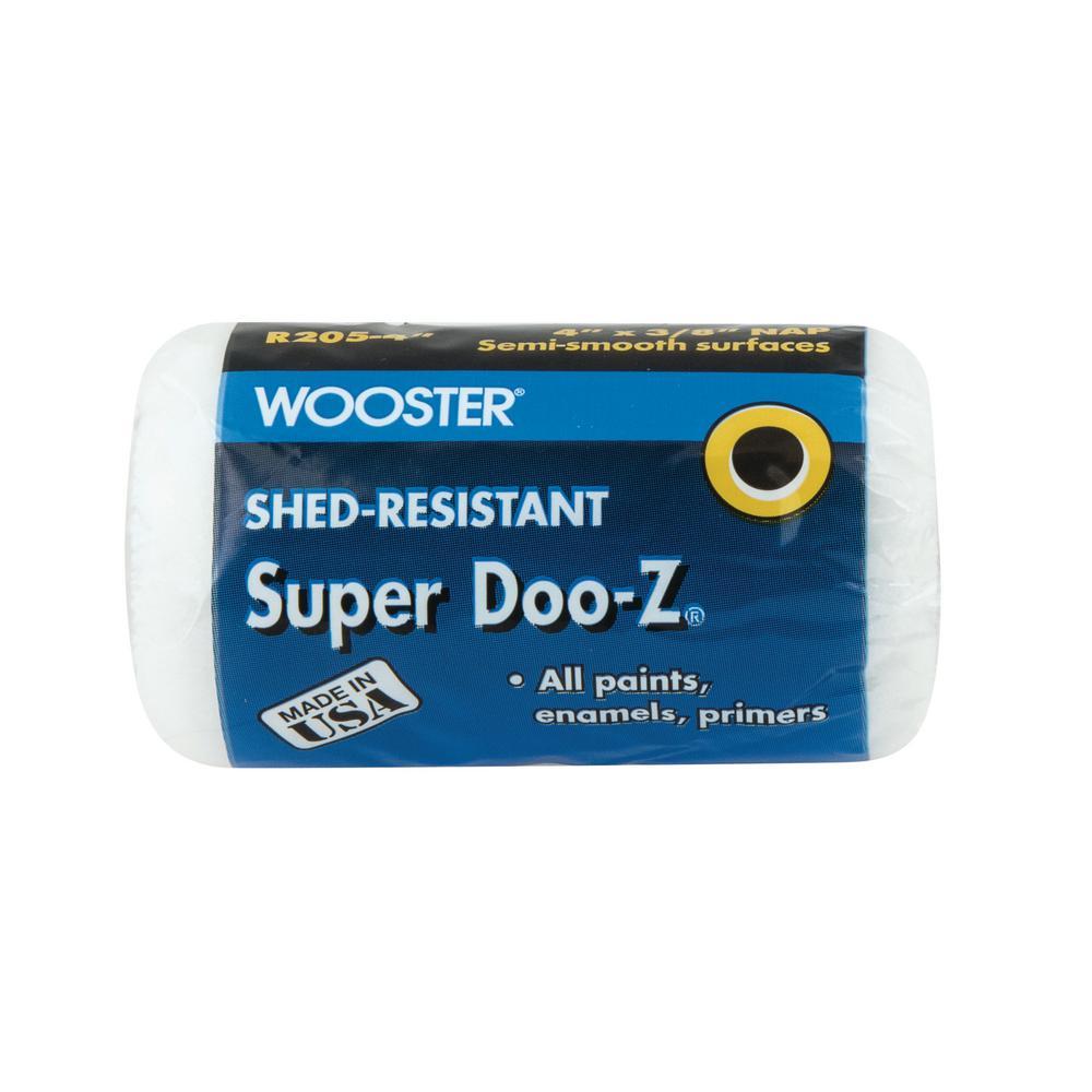 Super Doo-Z 4 in. x 3/8 in. High-Density Roller Cover