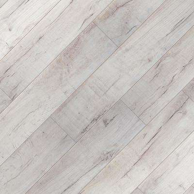 Textured Lone Tree 12 mm T x 7.48 in W x 47.72 in L Water Resistant Laminate Flooring (19.83 sq. ft. / case)