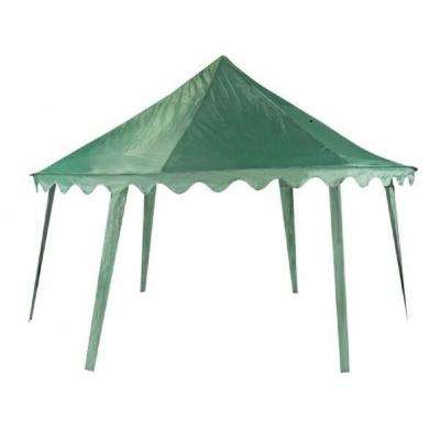 14 ft. Universal Solid Green Canopy Cover