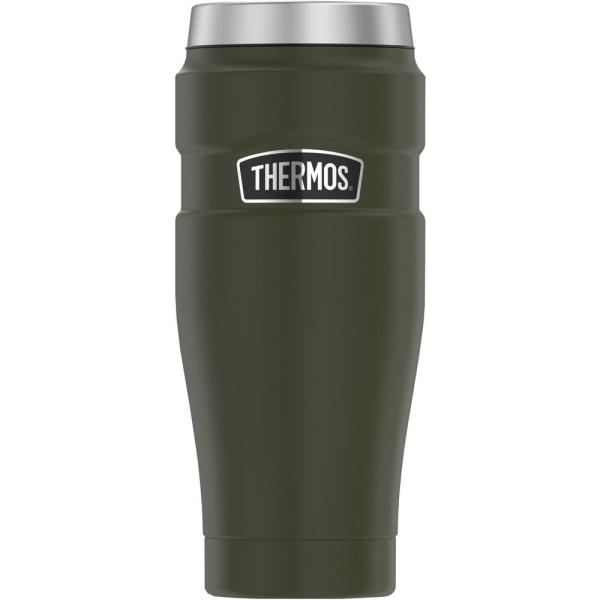 bd387d97ec7 16 oz. Stainless King Stainless Steel Travel Tumbler. by Thermos