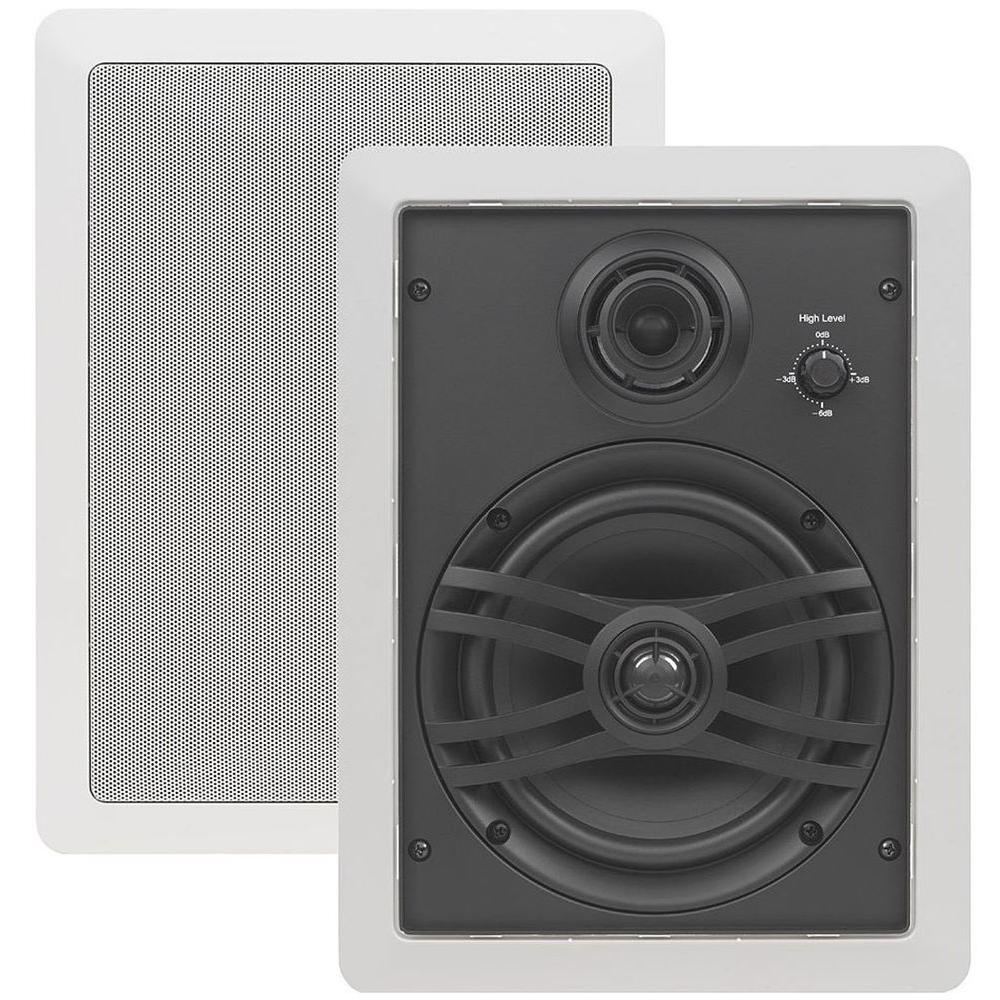 Yamaha NS-IW470 3-Way Speaker - White-DISCONTINUED