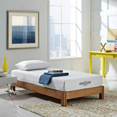 Aveline 8in. Medium Memory Foam Tight Top Twin Mattress