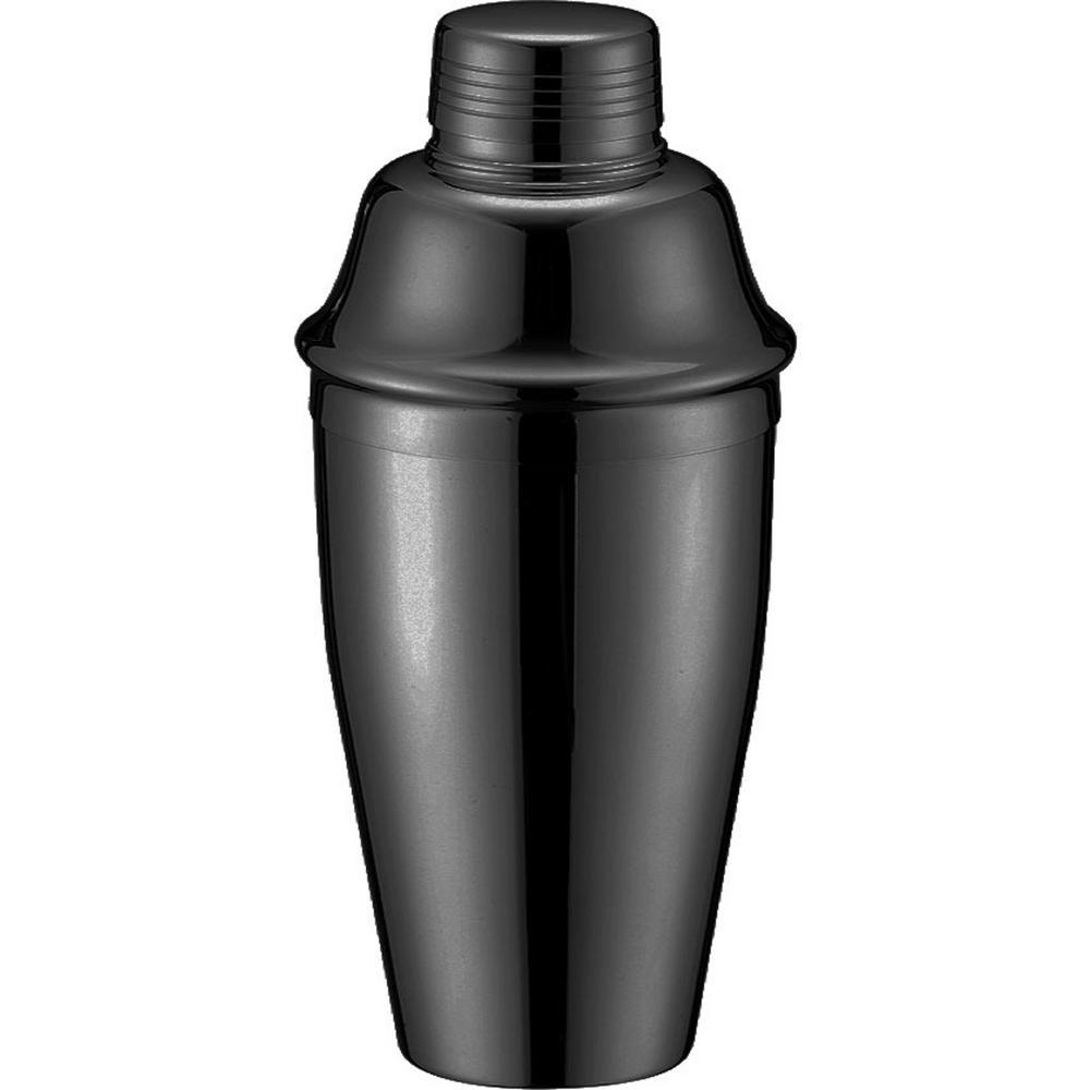 Visol Castillo Gun Plated Stainless Steel Cocktail Shaker