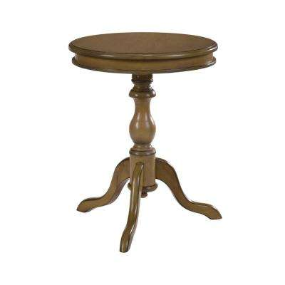 Gilda Harvest Oak Side Table