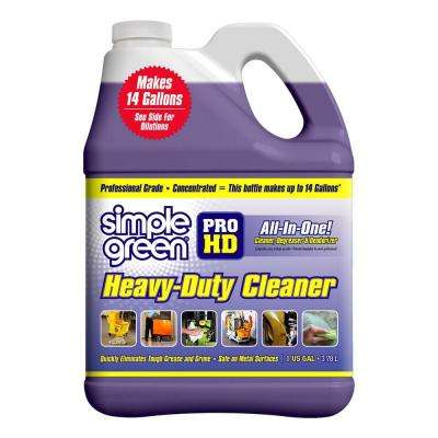 Pro HD 128 oz. Professional-Grade Heavy-Duty Cleaner (Case of 4)