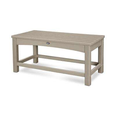 Rockport Sand Castle Patio Coffee Table