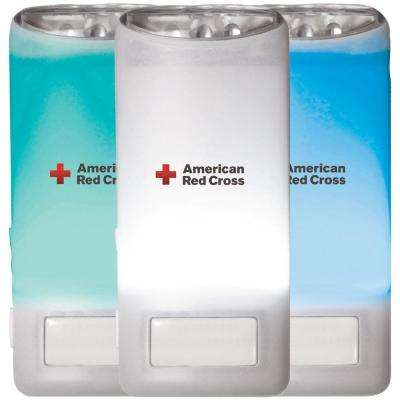 American Red Cross Blackout Buddy LED Color Night Light