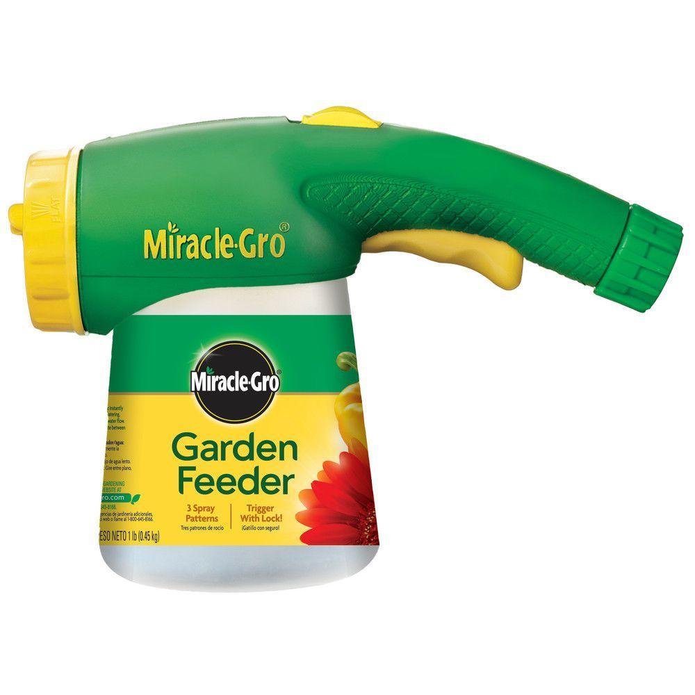 Next Generation 500 sq. ft. Garden Feeder