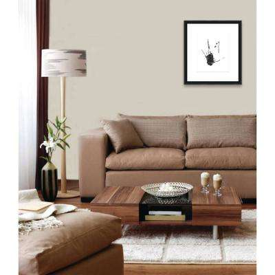18 in. x 20 in. ''BRUSHES III'' By PTM Images Framed Printed Wall Art