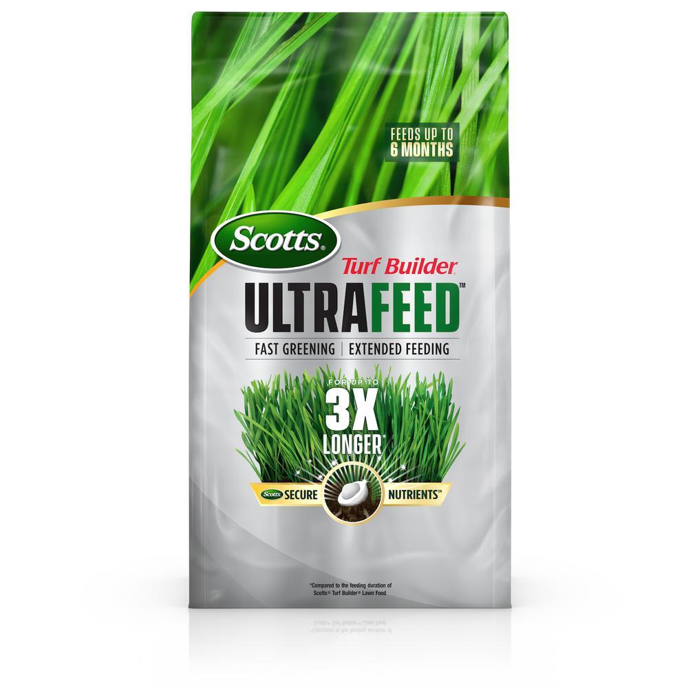 Scotts Turf Builder 20.2 lbs. 4,000 sq. ft. UltraFeed Lawn Fertilizer