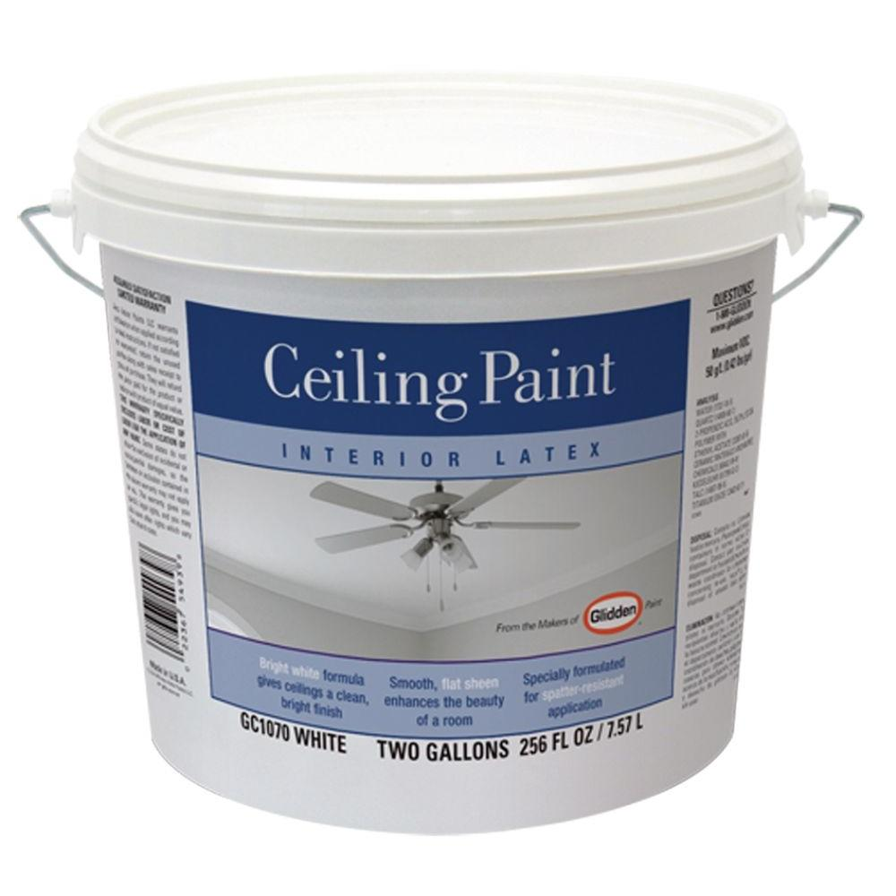 Glidden Ceiling Paint Reviews