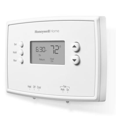 1-Week Programmable Thermostat with Digital Display