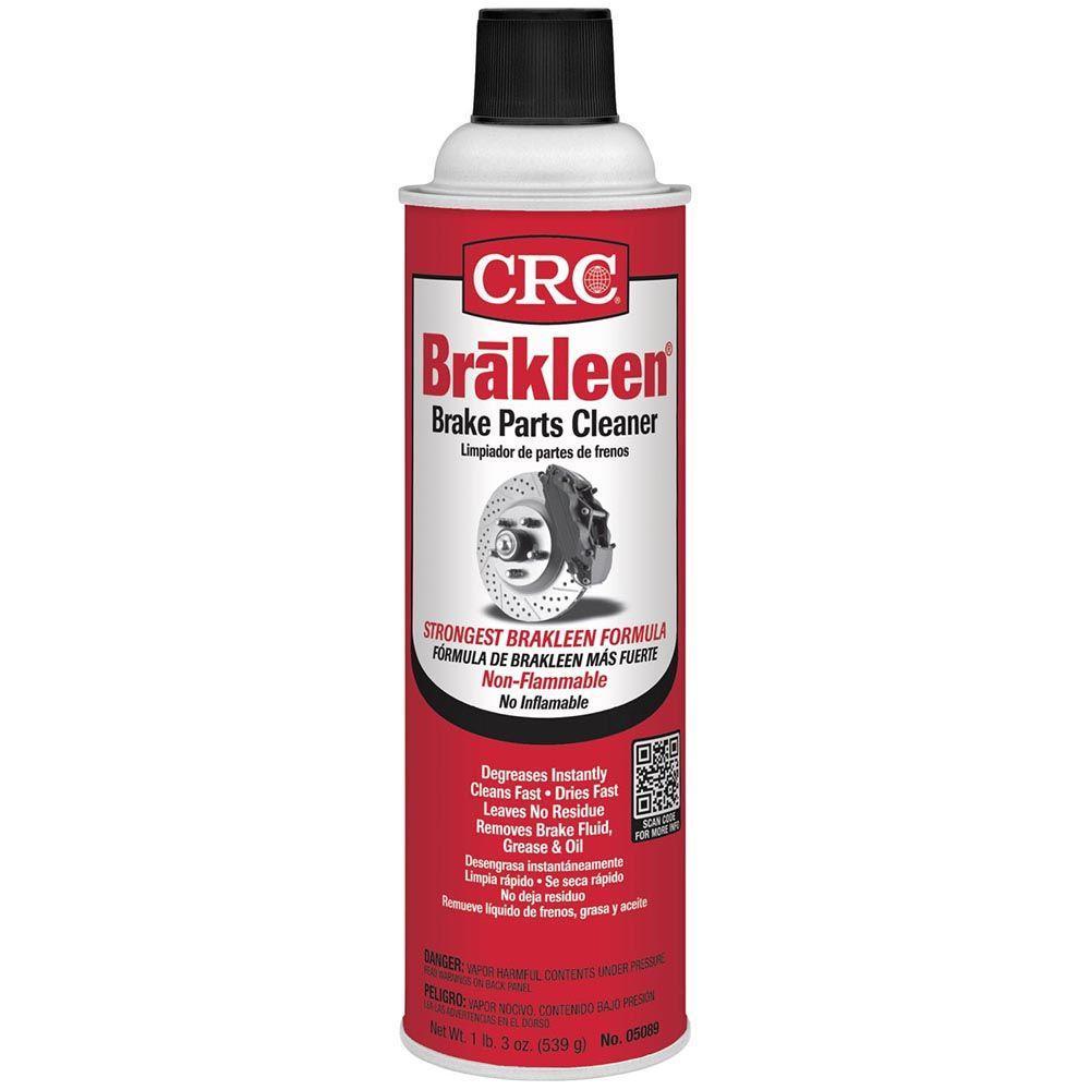CRC 19 oz. Brake Parts Cleaner Brakleen