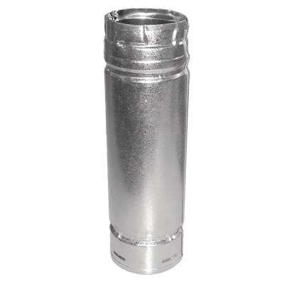 PelletVent 4 in. x 60 in. Double-Wall Chimney Stove Pipe