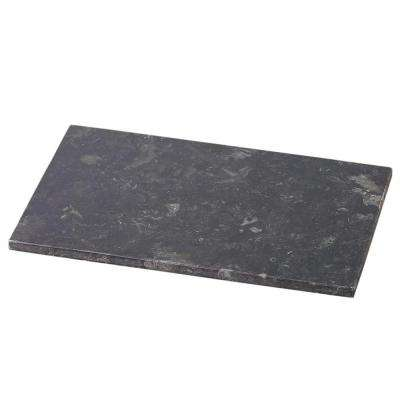 Charcoal Marble Serving Board