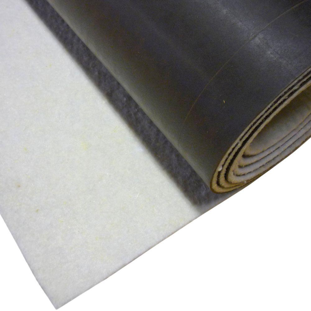 dB-4looring 4 ft. x 25 ft. Flooring Acoustical Underlayment-DISCONTINUED