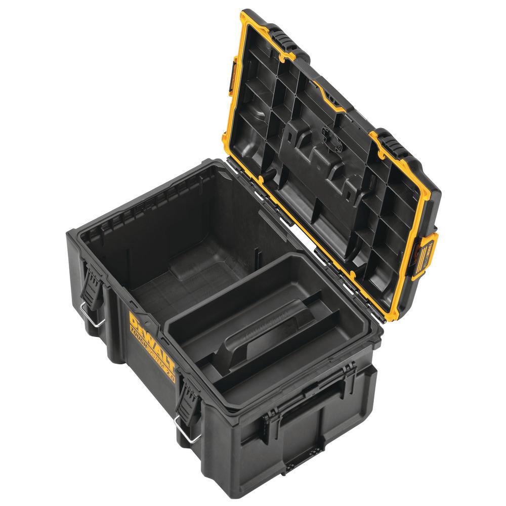 TOUGHSYSTEM 2.0 22 in. Medium Tool Box