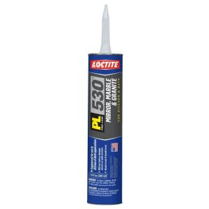 Loctite 10 Fl Oz Pl530 Mirror Marble And Granite